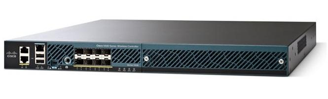 Cisco 5508 gateways/controller