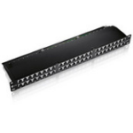 """Equip Patch Panel 19"""" Cat.6-/Class E with 48 Ports"""