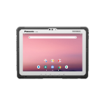 """Panasonic Toughbook FZ-A3 10"""" SCR LRG BATTERY ANDROID 9 4G LTE 64 GB 25.6 cm (10.1"""") Qualcomm Snapdragon 4 GB Wi-Fi 5 (802.11ac) Android 9.0 Black"""
