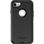 OtterBox Defender Series for Apple iPhone SE (2nd gen)/8/7, black - No retail packaging