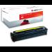 AgfaPhoto APTHP542AE Laser cartridge 1400pages Yellow laser toner & cartridge