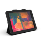 "ZAGG 202002483 tablet case 24.6 cm (9.7"") Folio Black"