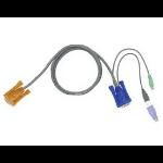 Austin Hughes Electronics Ltd CE-10 KVM cable 3 m