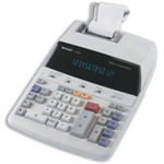 Sharp EL-1607P Printing Gold calculator