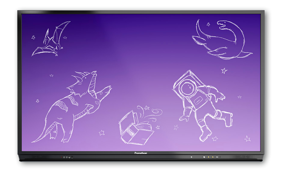 "Promethean ActivPanel Nickel 65�?� interactive whiteboard 165.1 cm (65"") Touchscreen 32768 x 32768 p"