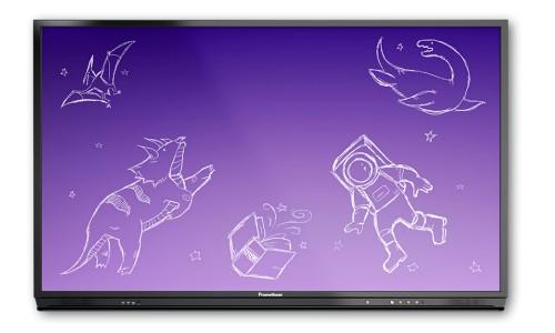 Promethean ActivPanel Nickel 65″ interactive whiteboard 165.1 cm (65