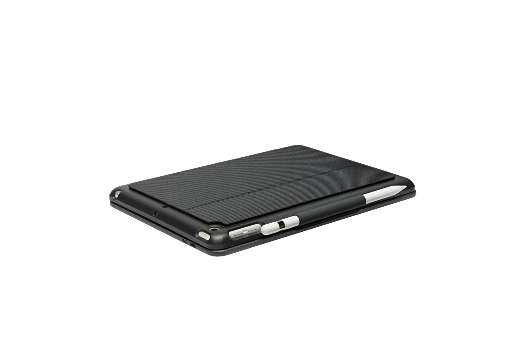 Logitech Slim Combo teclado para móvil QWERTY Español Negro Bluetooth