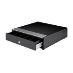 International Cash Drawer HP-123 Black cash tray