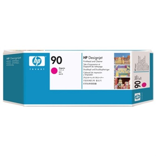 HP C5056A (90) Printhead magenta, 400ml
