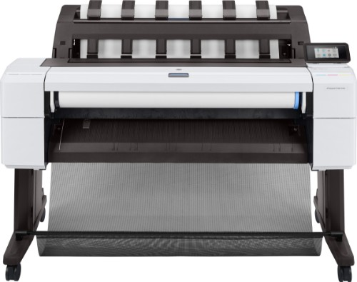 HP Designjet T1600 large format printer Colour 2400 x 1200 DPI Thermal inkjet 914 x 1219 mm Ethernet LAN