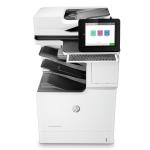 HP LaserJet Managed Flow MFP E67560z 1200 x 1200DPI Laser A4 56ppm White multifunctional