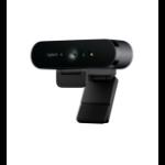 Logitech BRIO webcam 4096 x 2160 pixels USB 3.2 Gen 1 (3.1 Gen 1) Black