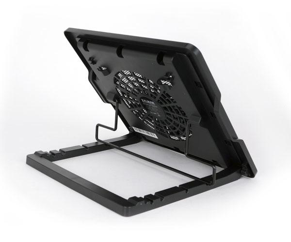"Zalman ZM-NS1000 notebook cooling pad 40.6 cm (16"") Black"