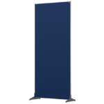 Nobo 1915525 magnetic board Blue, Gray