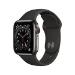 Apple Watch Series 6 40 mm OLED 4G Grafito GPS (satélite)