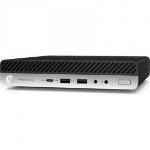 HP 600 ProDesk G5 DM, i5-9500T, 8GB, 1TB + 16GB Optane, WLAN, W10P64, 3-3-3 (Replaces 4VT26PA)