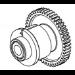Datamax O'Neil DPR15-2776-21 pieza de repuesto de equipo de impresión Impresora de etiquetas
