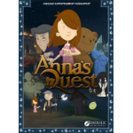 Daedalic Entertainment Anna's Quest, PC Basic PC DEU Videospiel