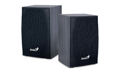 Genius SP-HF160 loudspeaker 4 W Black