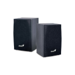 Genius SP-HF160 loudspeaker 4 W Black Wired
