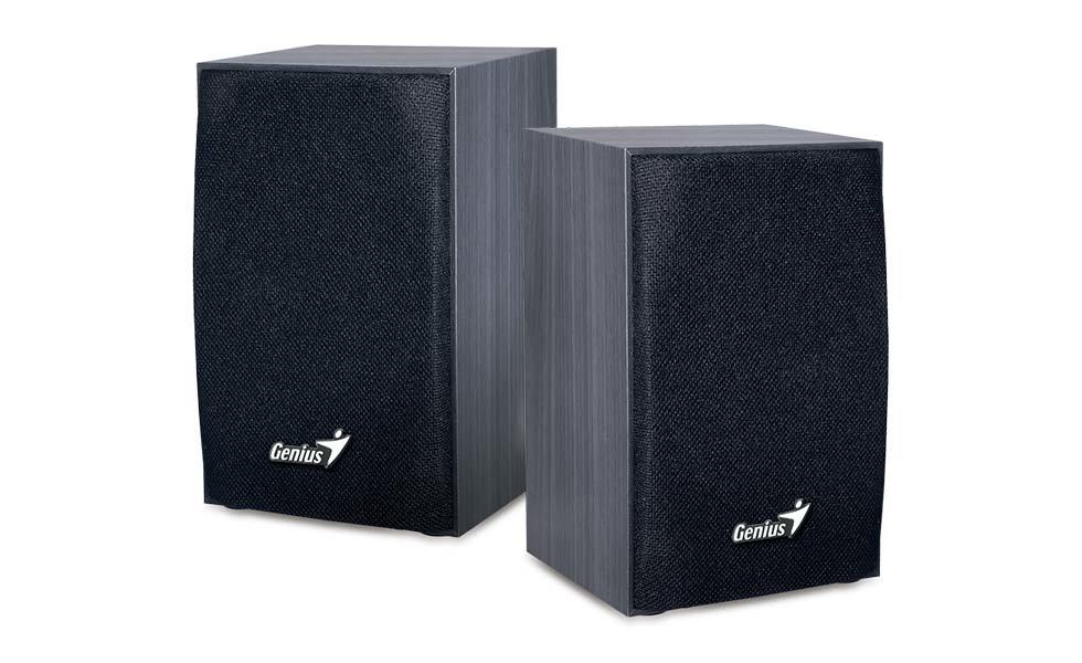 Genius SP-HF160 4W Black loudspeaker