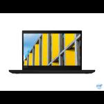 """Lenovo ThinkPad T14 Notebook Black 35.6 cm (14"""") 1920 x 1080 pixels 10th gen Intel® Core™ i5 8 GB DDR4-SDRAM 256 GB SSD Wi-Fi 6 (802.11ax) Windows 10 Pro"""
