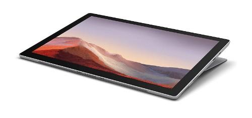 "Microsoft Surface Pro 7 128 GB 31.2 cm (12.3"") 10th gen Intel® Core™ i3 4 GB Wi-Fi 6 (802.11ax) Windows 10 Pro Platinum"