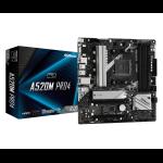 Asrock A520M Pro4 Socket AM4 micro ATX