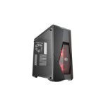 Cooler Master MasterBox K500L Midi-Tower Black
