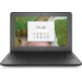 "HP Chromebook 11 G6 EE 1.1GHz N3350 Intel® Celeron® 11.6"" 1366 x 768pixels Black Chromebook"