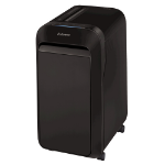 Fellowes Powershred LX220 paper shredder Black