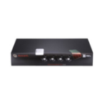 Avocent SwitchView SC 640 1U Black KVM switch