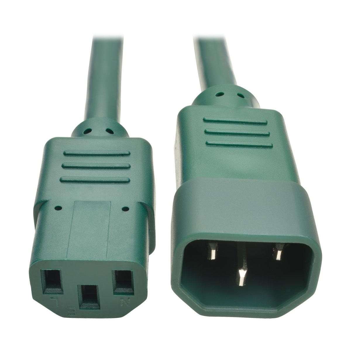 Green Power Cable : Tripp lite p agn m c coupler green