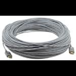 Kramer Electronics CLS-AOCH-66 HDMI cable 20.11 m HDMI Type A (Standard) Grey