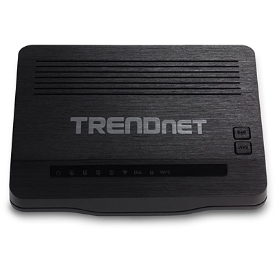 TRENDNET N150 WIRELESS N ADSL 2/2+