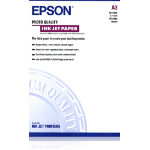 Epson Photo Quality Ink Jet Paper, DIN A3, 102 g/m², 100 hojas
