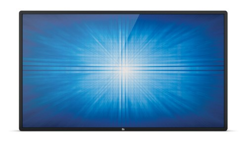 """Elo Touch Solution 7001LT touch screen monitor 176.5 cm (69.5"""") 1920 x 1080 pixels Black"""