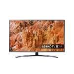 "LG 43UM7400 109.2 cm (43"") 4K Ultra HD Smart TV Wi-Fi Black"