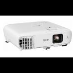 Epson EB-X49 videoproyector 3600 lúmenes ANSI 3LCD XGA (1024x768) Proyector para escritorio Blanco