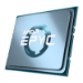 AMD EPYC 7702P procesador Caja 2 GHz 256 MB L3