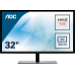 "AOC Value-line Q3279VWFD8 pantalla para PC 80 cm (31.5"") 2560 x 1440 Pixeles Wide Quad HD LED Negro"