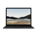 Microsoft Surface Laptop 4 LPDDR4x-SDRAM Notebook 38,1 cm (15 Zoll) 2496 x 1664 Pixel Touchscreen Intel® Core™ i7 Prozessoren der 11. Generation 16 GB 256 GB SSD Wi-Fi 6 (802.11ax) Windows 10 Pro Schwarz
