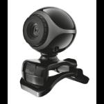 Trust Exis webcam 0.3 MP 640 x 480 pixels USB 2.0 Black