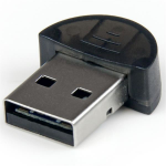 StarTech.com Mini USB Bluetooth 2.1 Adapter - Class 2 EDR Wireless Network Adapter