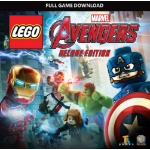 Warner Bros LEGO MARVEL's Avengers Deluxe Edition Basic+DLC PC English video game