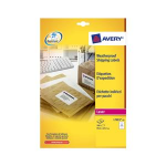 Avery Weatherproof Shipping Labels White 200pc(s) self-adhesive label
