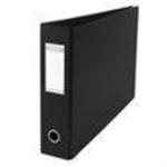 Elba 100082430 folder A3 PVC Black