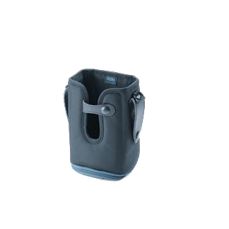 Zebra SG-MC9121112-01R funda para dispositivo periférico Ordenador de mano Negro, Azul