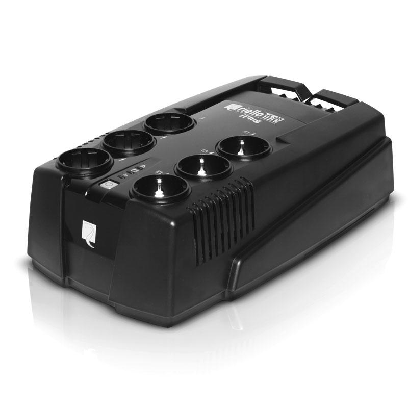 Riello iPlug 800VA sistema de alimentación ininterrumpida (UPS) 480 W 8 salidas AC