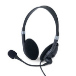 Verbatim 70723 headphones/headset Head-band USB Type-A